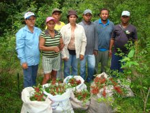 Brazilian smallholding farmers see the full value of their products