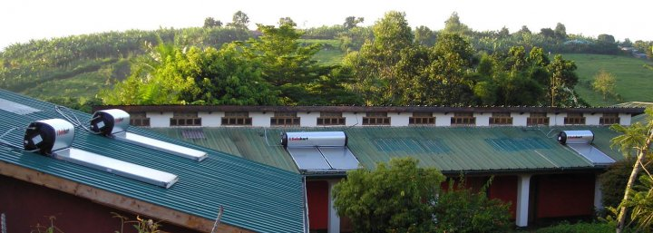 Promotion Of Solar Water Heating In Uganda