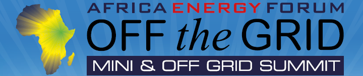 Africa Energy Forum Off the Grid