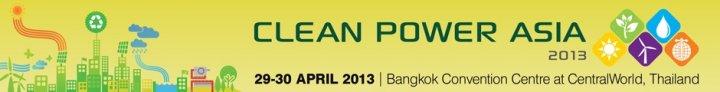 Clean Power Asia logo
