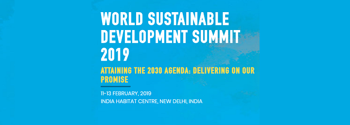 World Sustainable Development Summit 2019 | REEEP