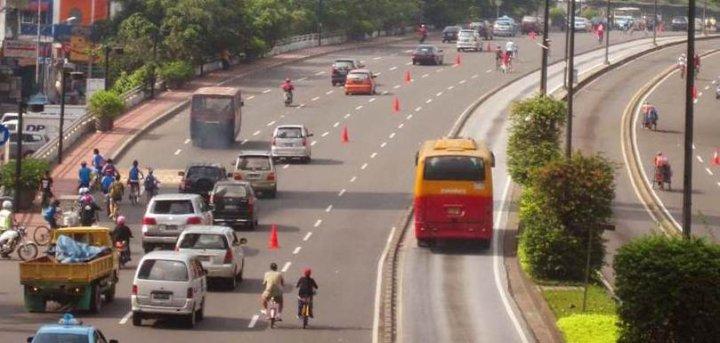 BRT system Jakarta