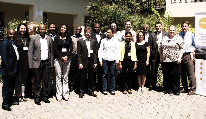 The REEEP Southern African Regional Preparatory Meeting