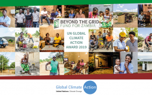 BGFZ wins UN Global Climate Action Award