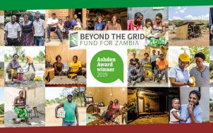 BGFZ Wins Ashden Award